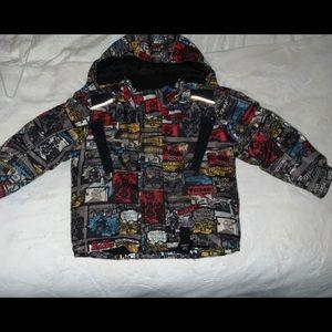 Ski-doo jacket toddler